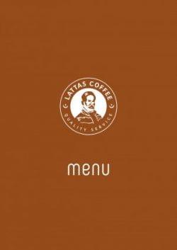 Lattas Coffee Online Menu